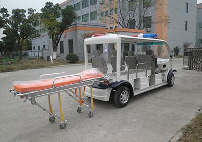 4座医疗车 LM62HT