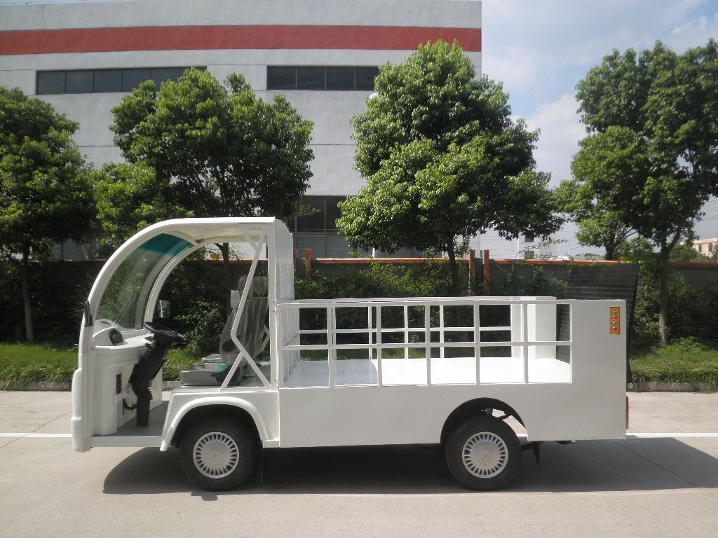 6桶自卸车 LM1020X6