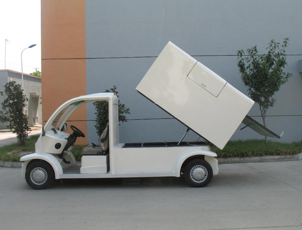 电动环卫车