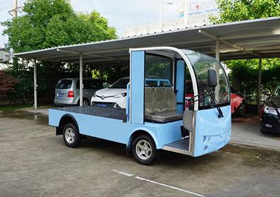 电动平板车2