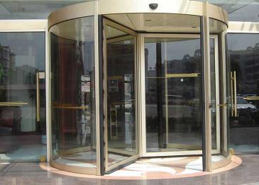 玻璃感应门5