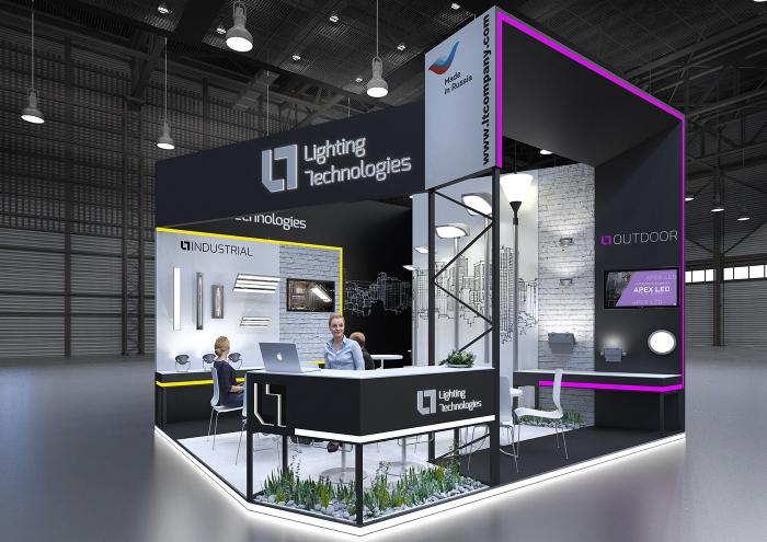 国际中的厦门展台设计搭建可以选择哪些风格