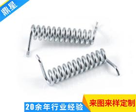 不锈钢带钩 手电筒弹簧