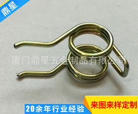 优质双扭弹簧 非标准件机械设备压缩弹簧