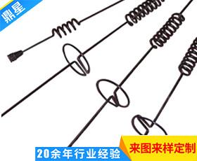 拉力精密小弹簧 耐高温精密压缩小弹簧 探针弹簧