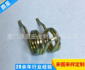 优质不锈钢双扭弹簧 机械设备压缩弹簧