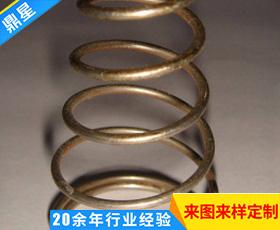 钢丝异形弹簧 精密异形五金弹簧 镀镍异形弹簧