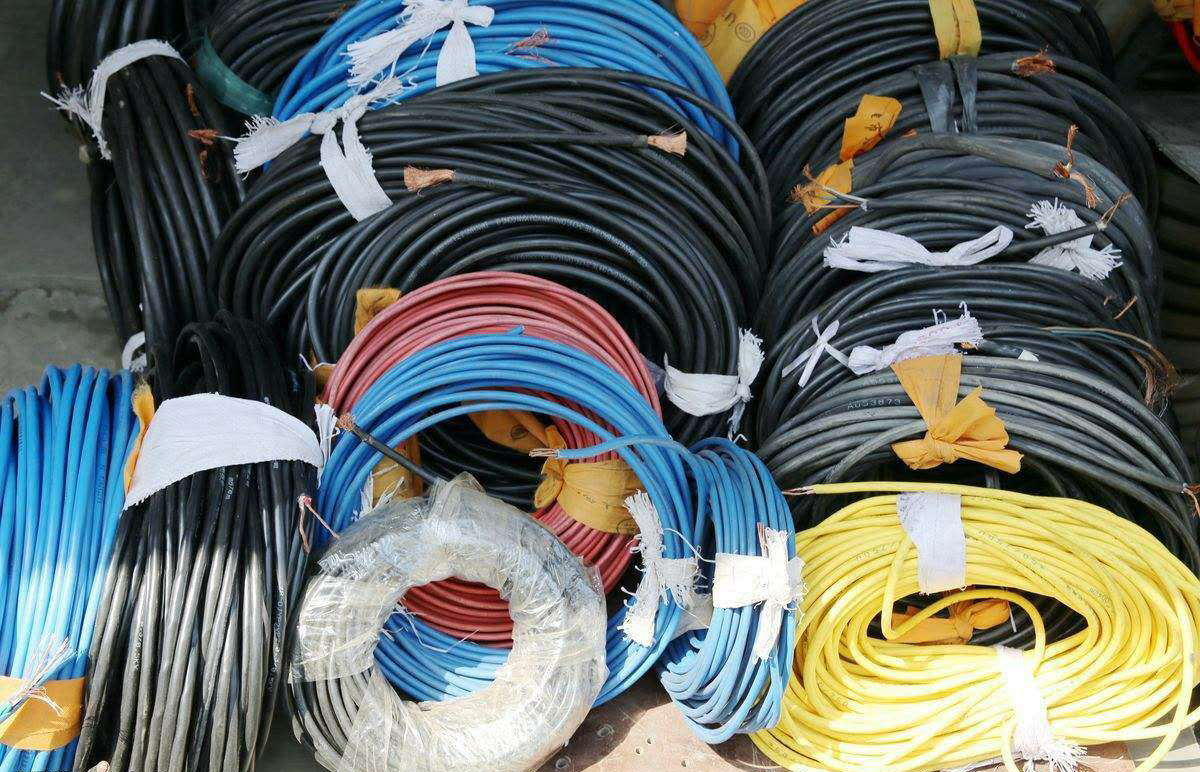 废旧电缆电线回收
