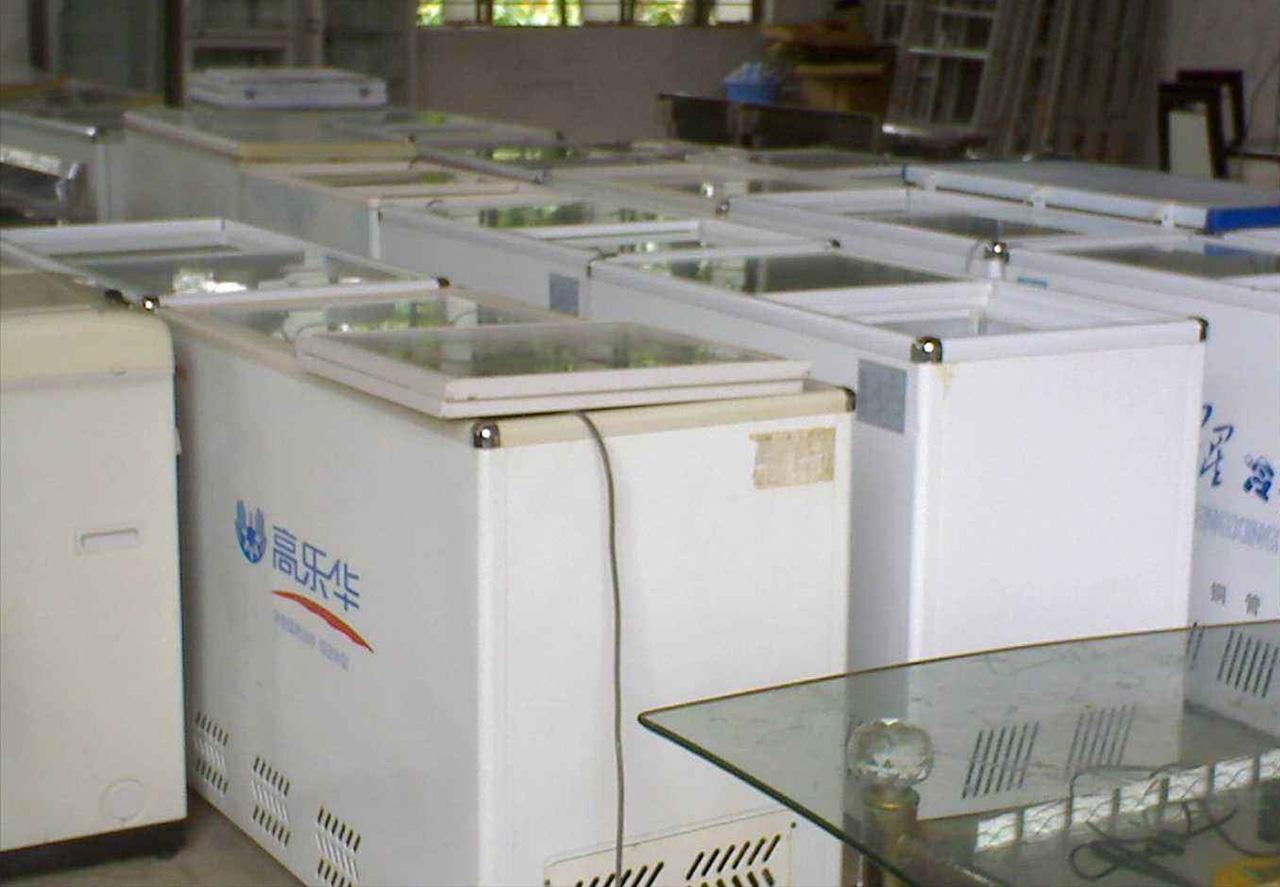 旧大型冰箱回收
