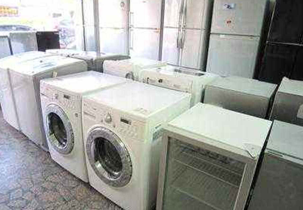 旧滚筒洗衣机回收
