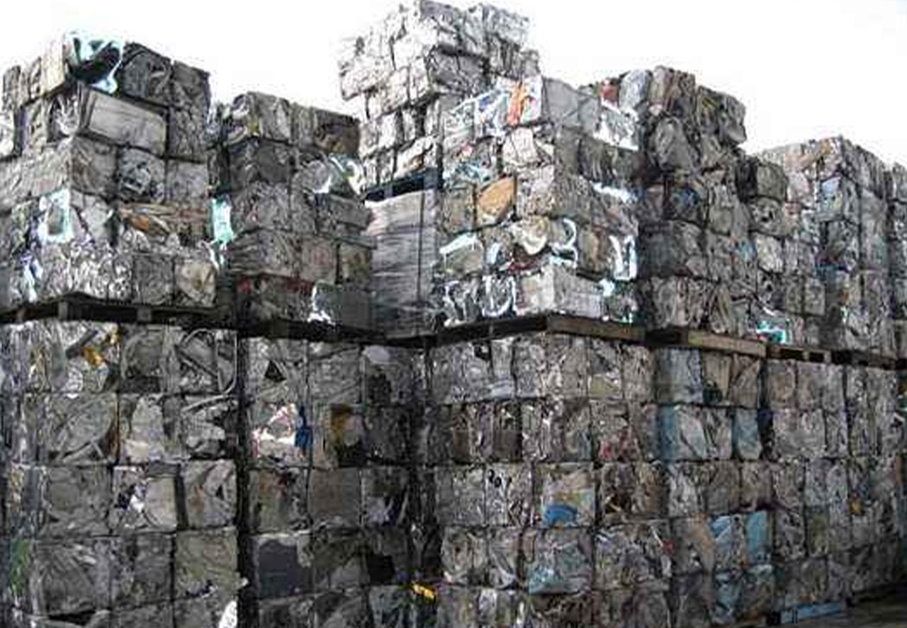 废铝回收6