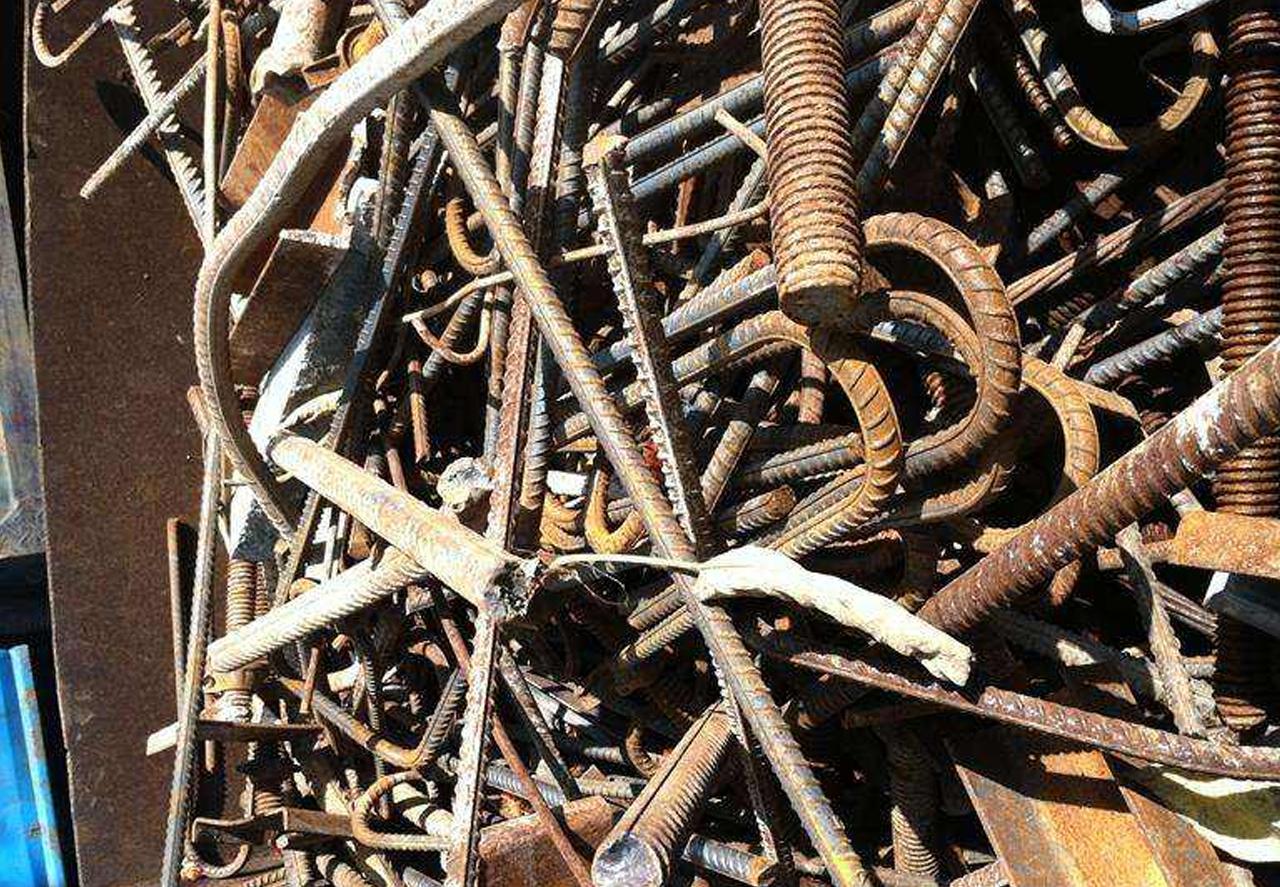 废铁回收6