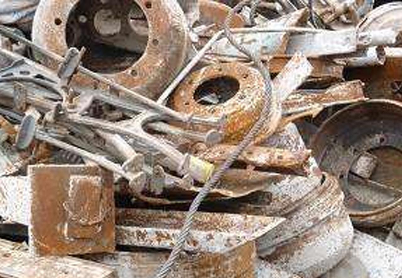 废铁回收3