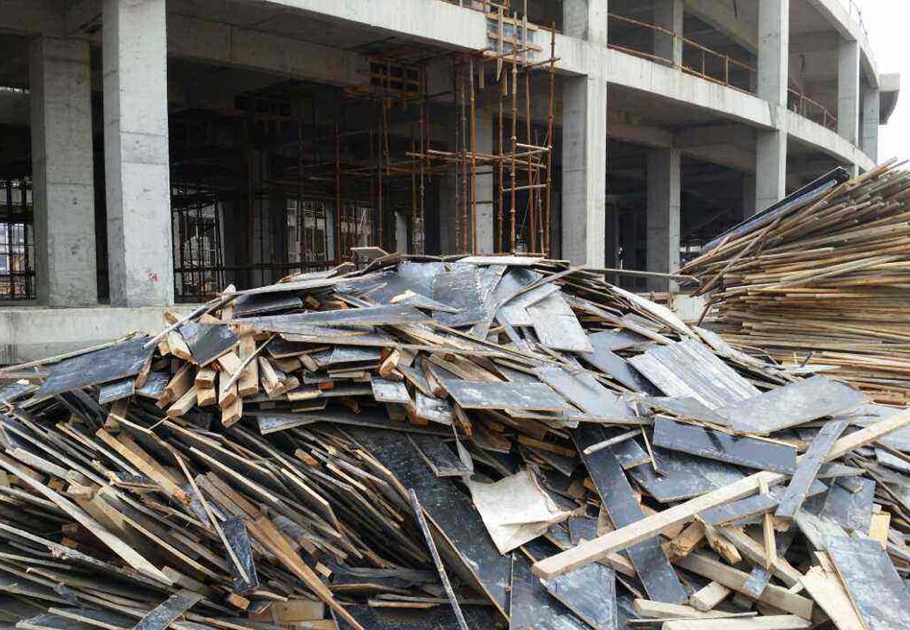 建筑废料回收4