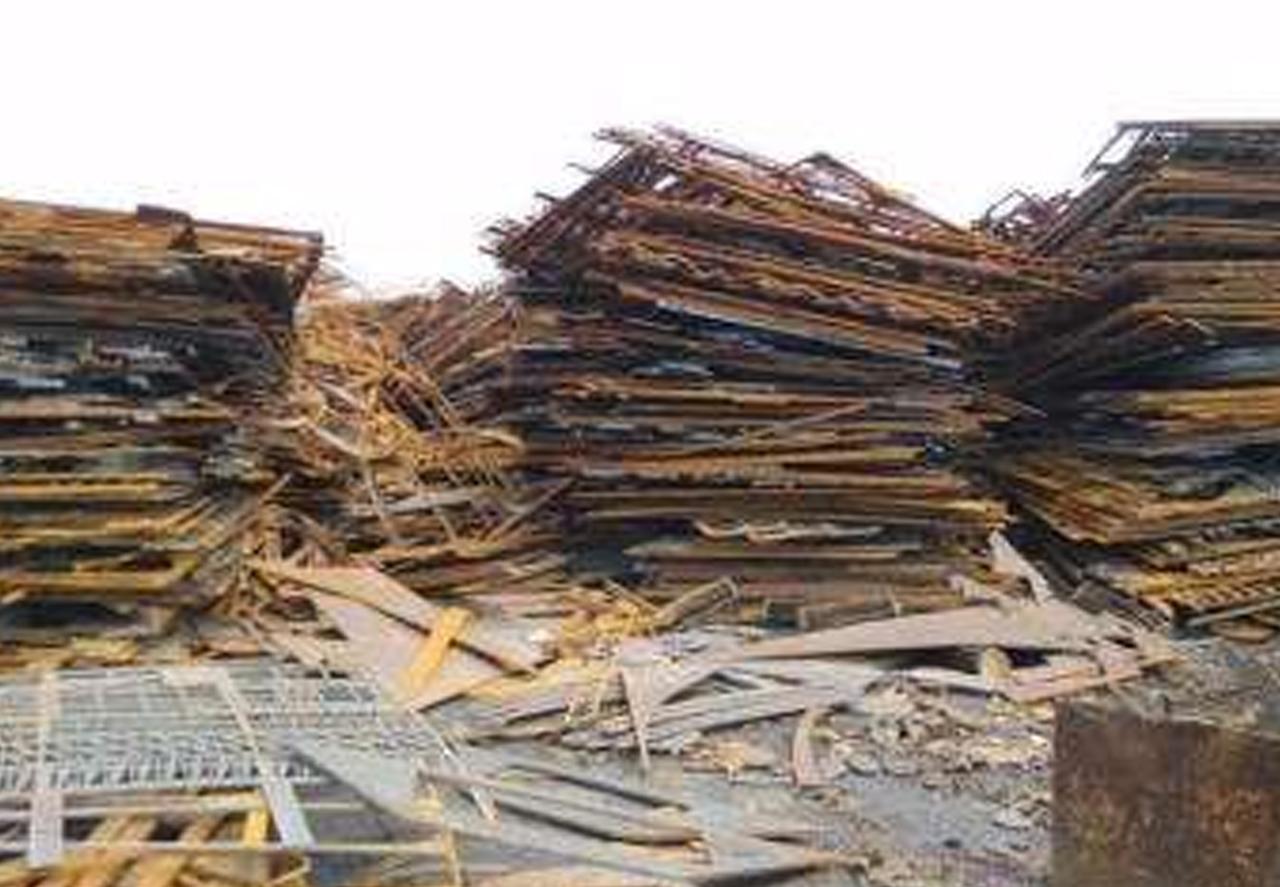 建筑废料回收2