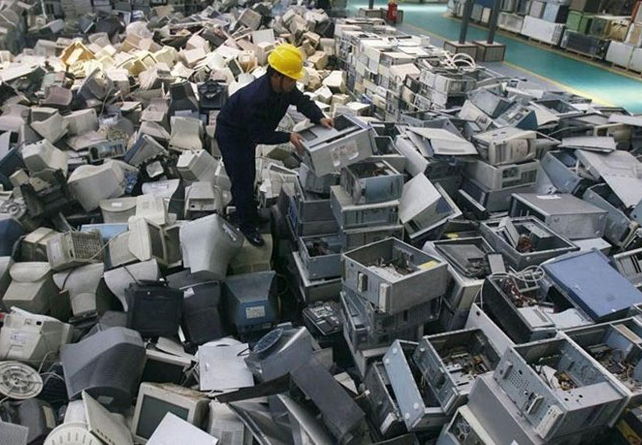 旧办公设备回收