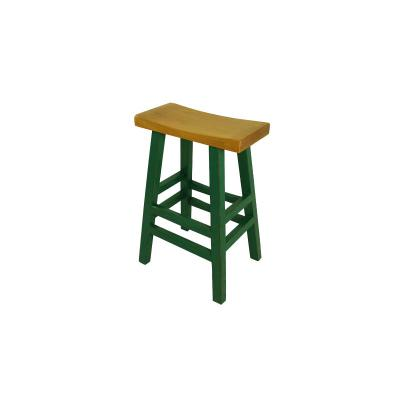Wooden Bar Chair (B)