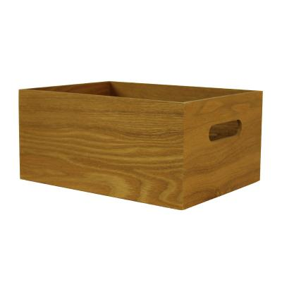 Wood Storage BOX (B)