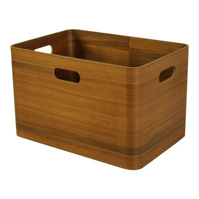 Wood Storage BOX (A)