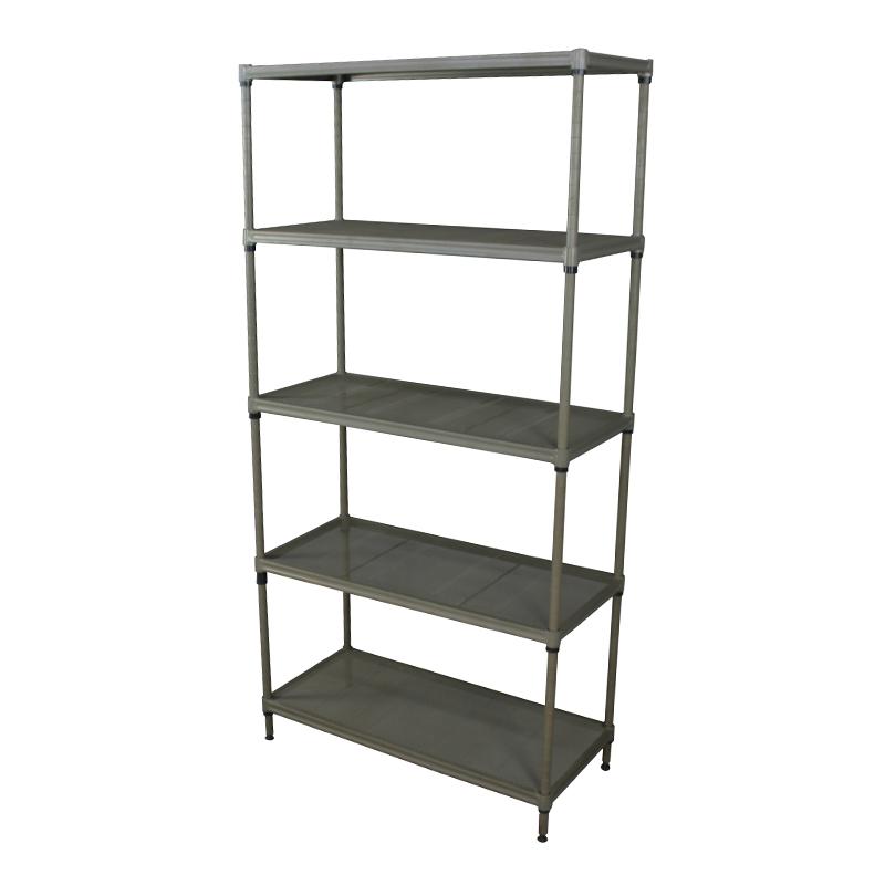 5 Tiers Metal Shelves, Storage Rack