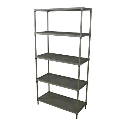 5 Tiers Metal Shelves, Storage Rack