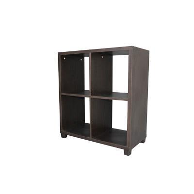 4 Section Cube Organizer-Grey