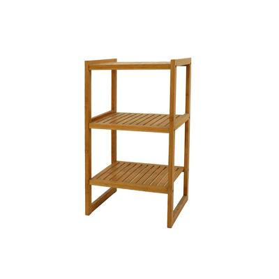 3-Tier Stacking Shelving